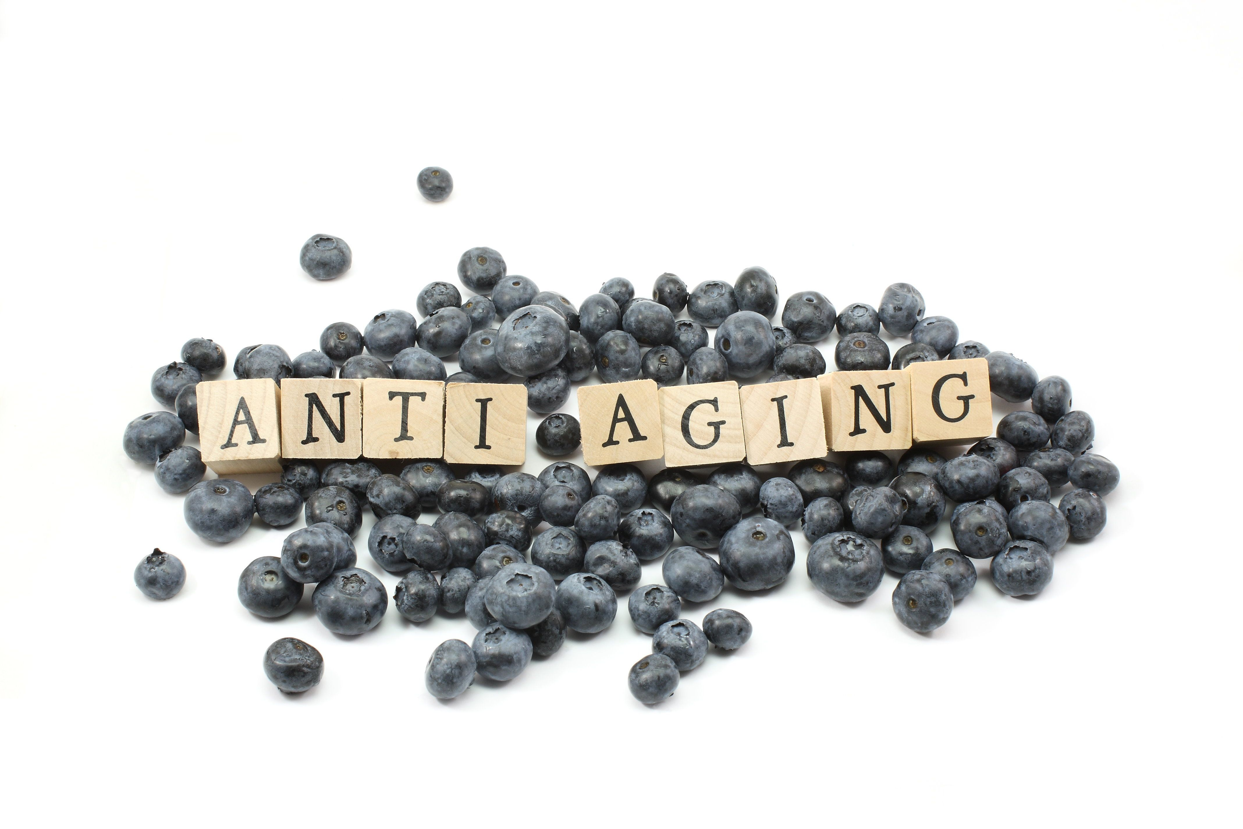 These Foods Help Decrease the Effects of Aging
