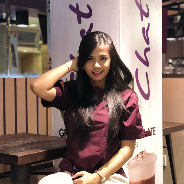 Priska Dewi, ST.