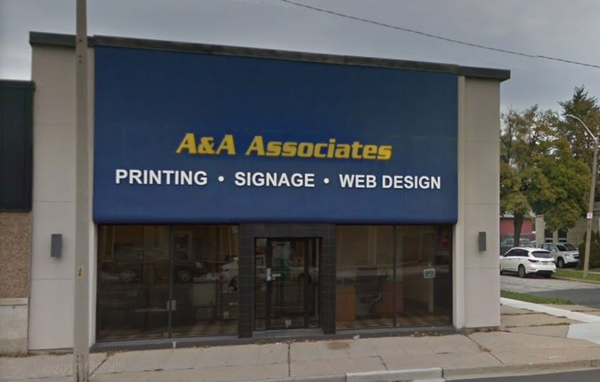 A&A Associates Web Design Windsor
