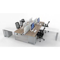 Desk U Shape