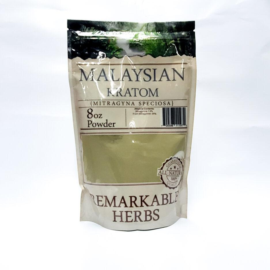 Malaysian Kratom Remarkable Herbs Image