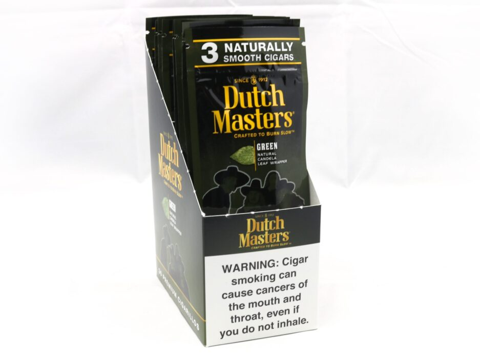 Dutch Masters Green Scaled Image