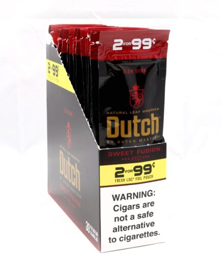 Dutch sweet fusion red scaled Image