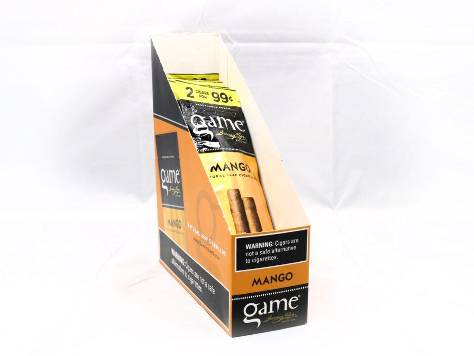 Game Cigar Mango scaled Image