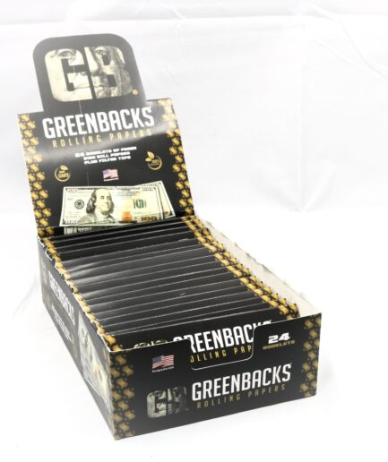 Greenbacks rolling paper scaled Image