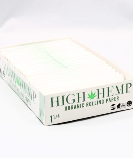 High Hemp Organic Rolling Paper Image