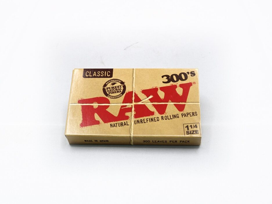 Raw Natural Unrefind Rolling Papers Image