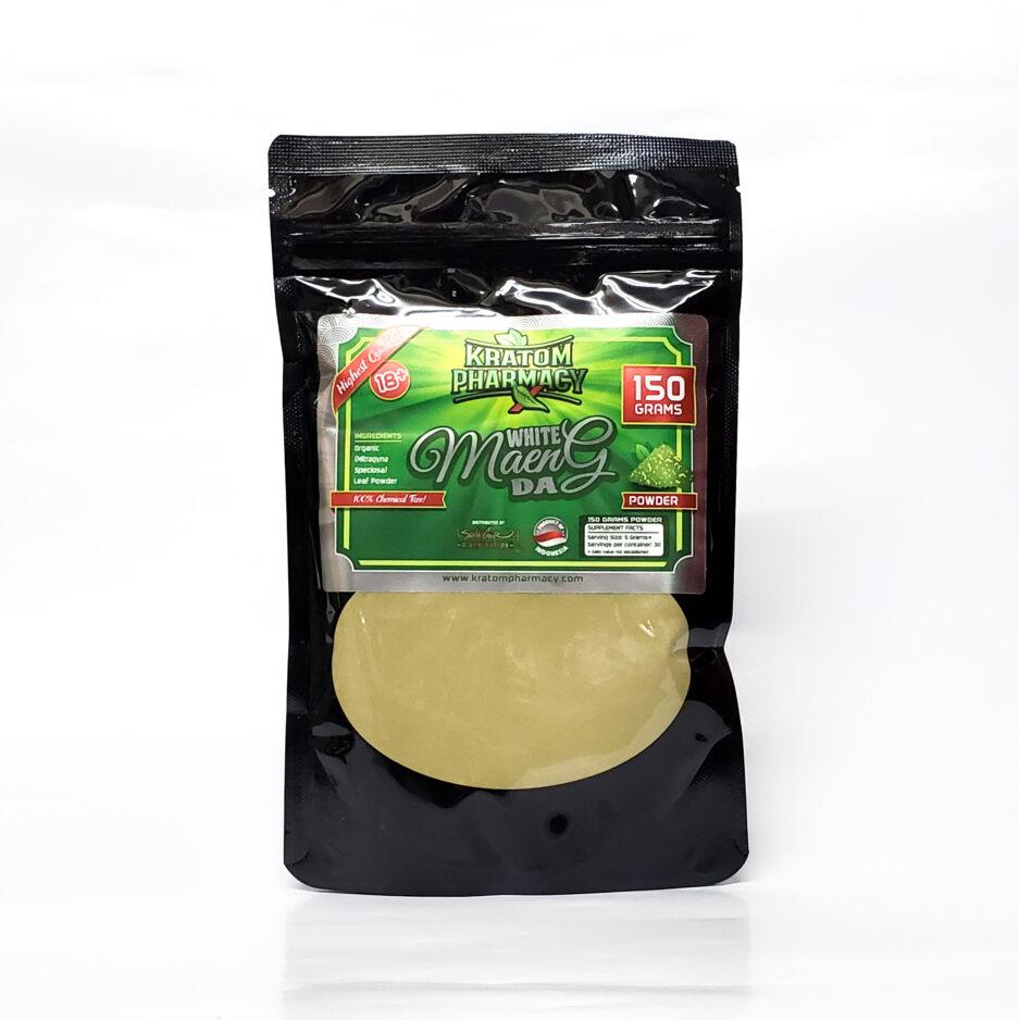 Kratom Pharmacy White Maeng Da Image