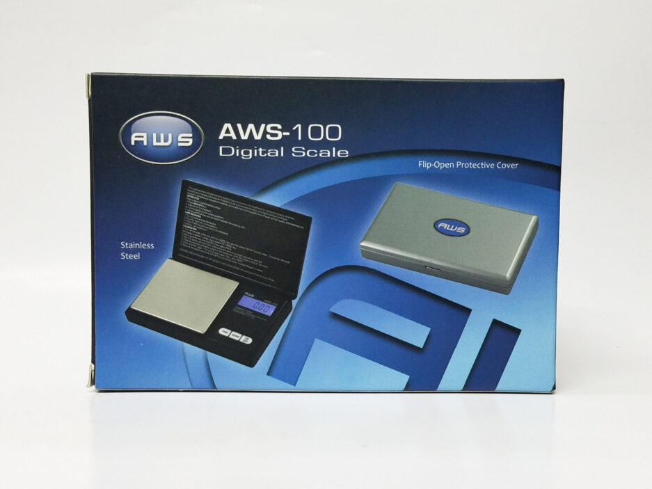 Aws-100 Digital Scale Image