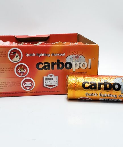 Carbopol Quick Light Charcoal Image