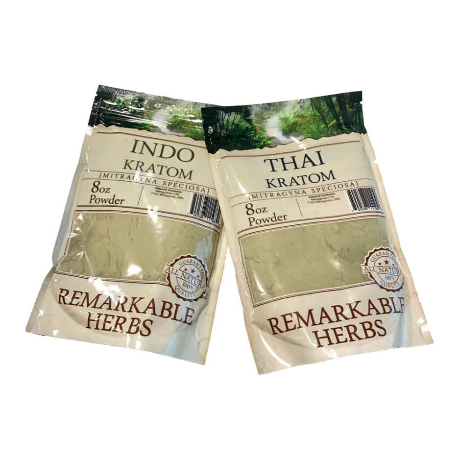 Remakarble Herbs Kratom 2pack Image