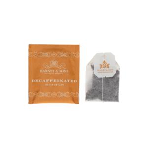 - H&S Tea Wrapped Sachet 6x50 Decaffeinated Ceylon