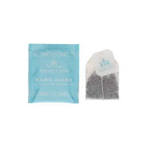 - H&S Tea Wrapped Sachet 6x50 Earl Grey