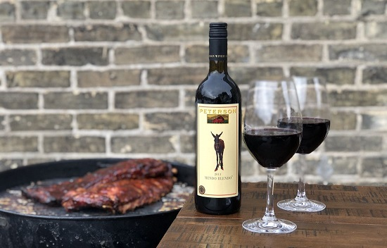 BBQ and Wine