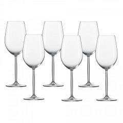 Schott Zwiesel Diva Bordeaux Goblet Red Wine Glass (Set of 6)