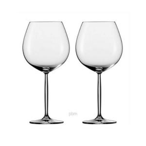 Schott Zwiesel Diva Water _ Red Wine Glass (2 pieces in Gift Box)