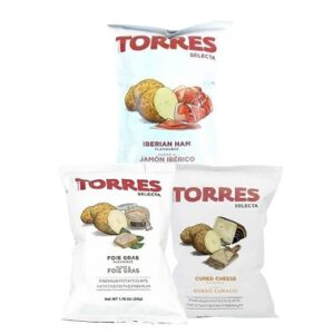 Torres Selecta Chips Bundle Pack