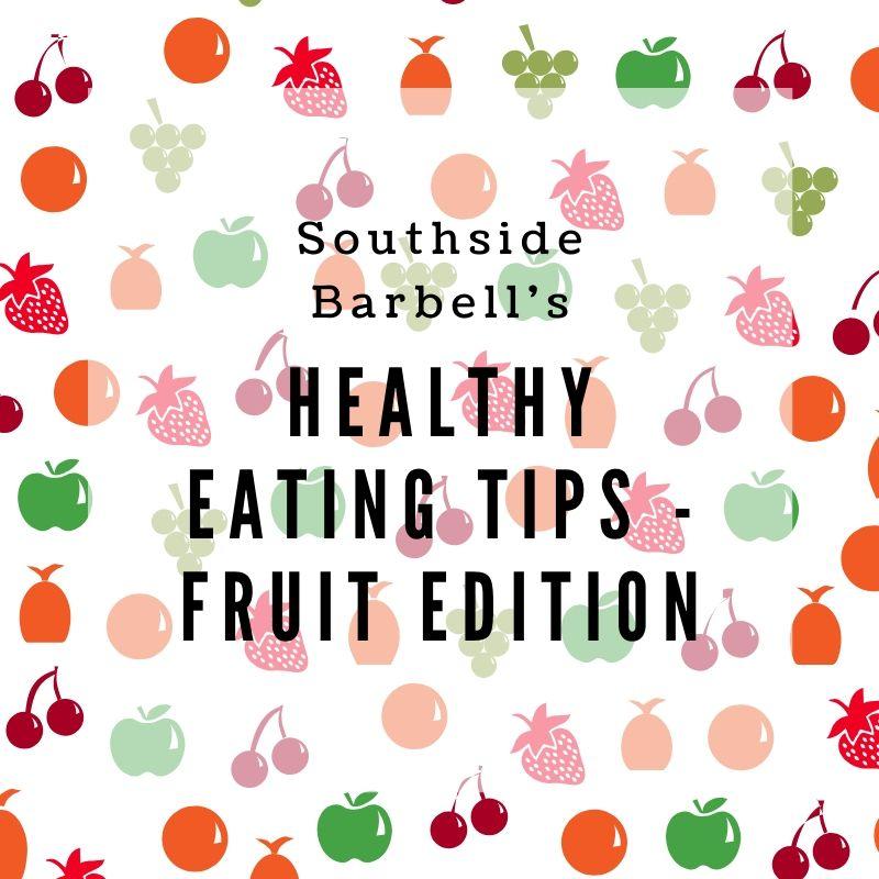 healthy eating tips SSBB blog