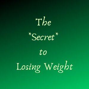 losing weight at SSBB