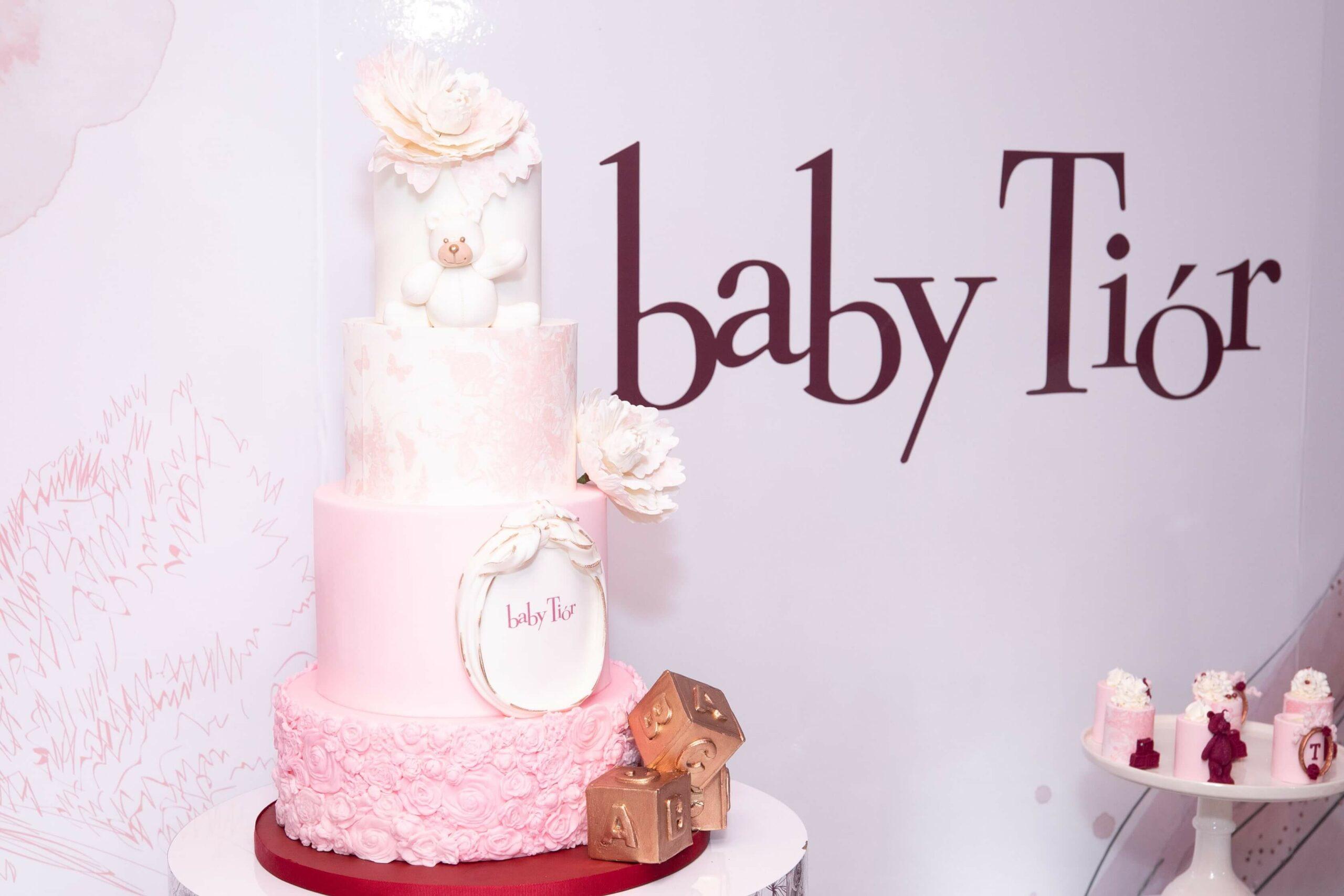Tior at Dior Baby Shower