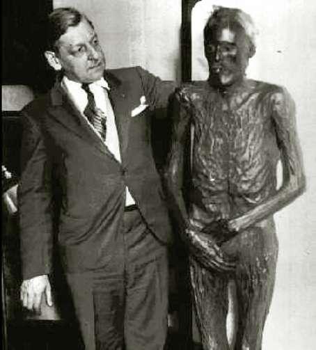 BOOTH MUMMY 1931