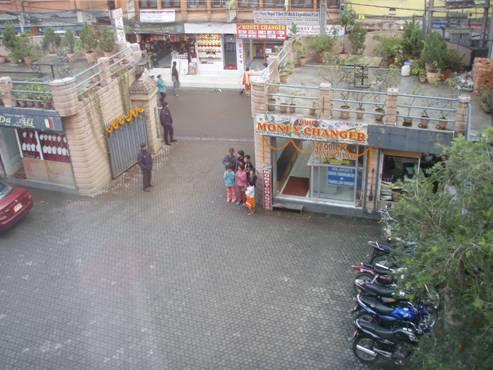 Hotel-Cortyard-Katmandu