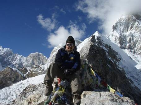 "Scott Goldbach - Kala Patar ""Everest"" Base Camp"