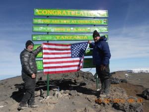 Kilimanjaro Summit 2012