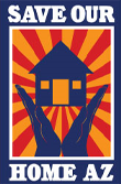 Save Our Home logo