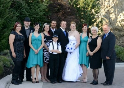"""Brides & Grooms Will Have Little More to do Than Say """"I DO"""" When Exchanging Vows at A Vista Villa Couples Retreat in Kelowna, BC"""