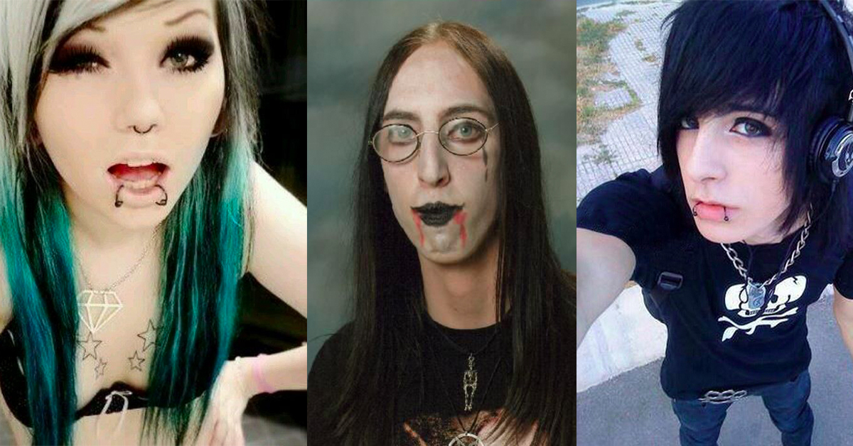 22 Most Regrettable Scene, Emo and Goth Trends