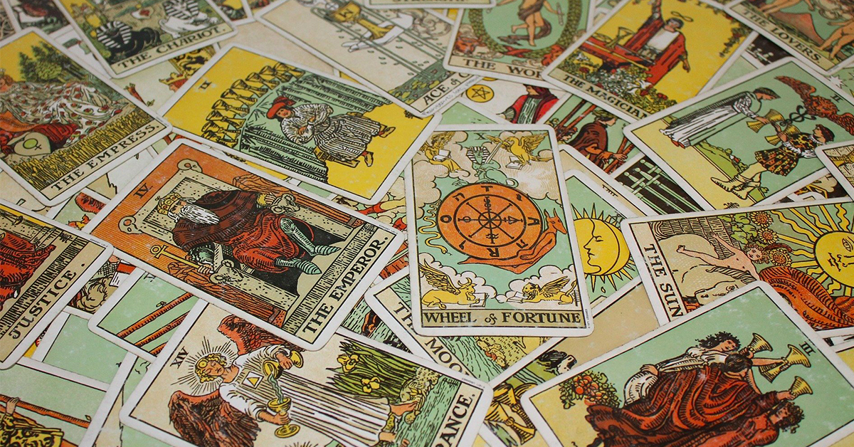 Did You Know Each Astrological Sign Has Their Own Tarot Card?