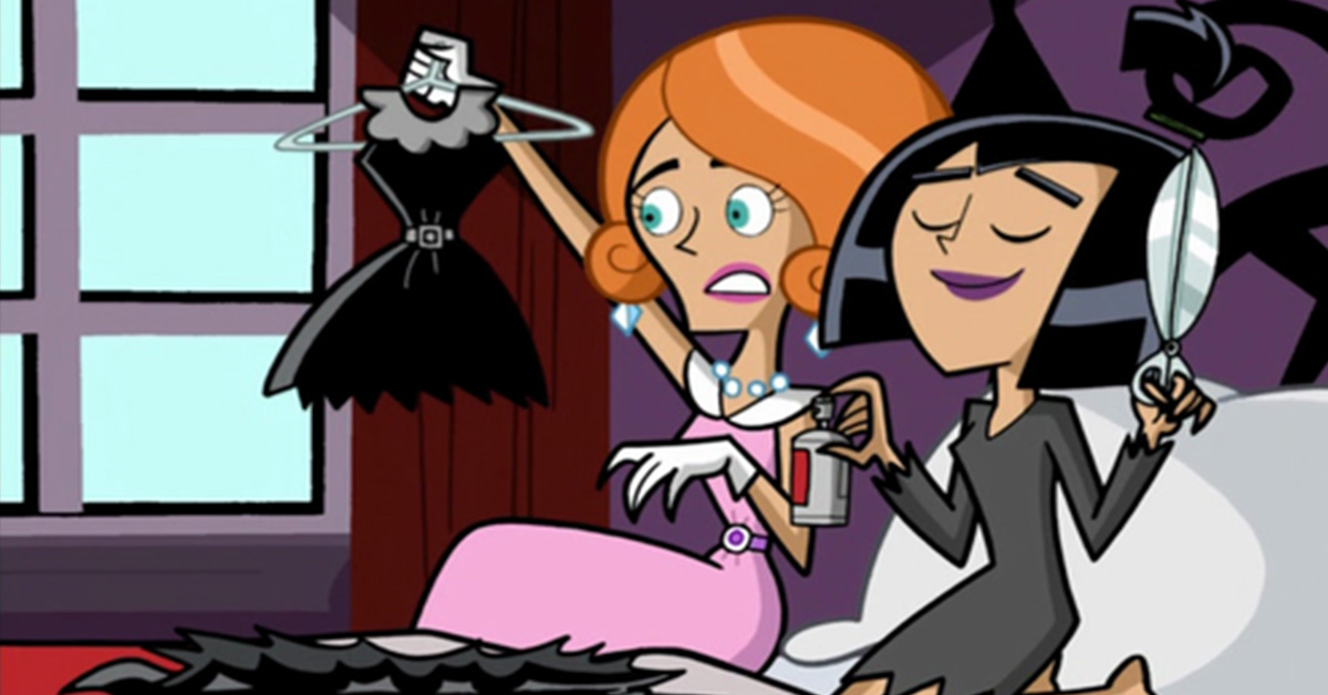 15 Most Iconic Goth Cartoon Characters