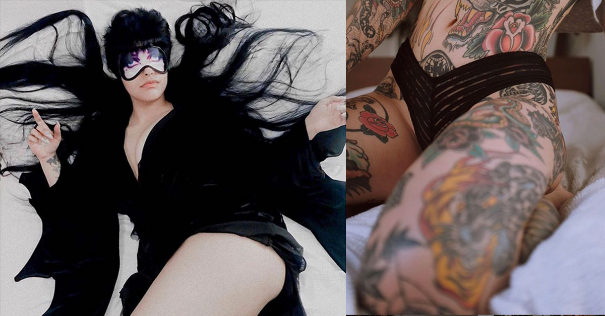 10 Wonderfully Witchy Handmade Lingerie Brands