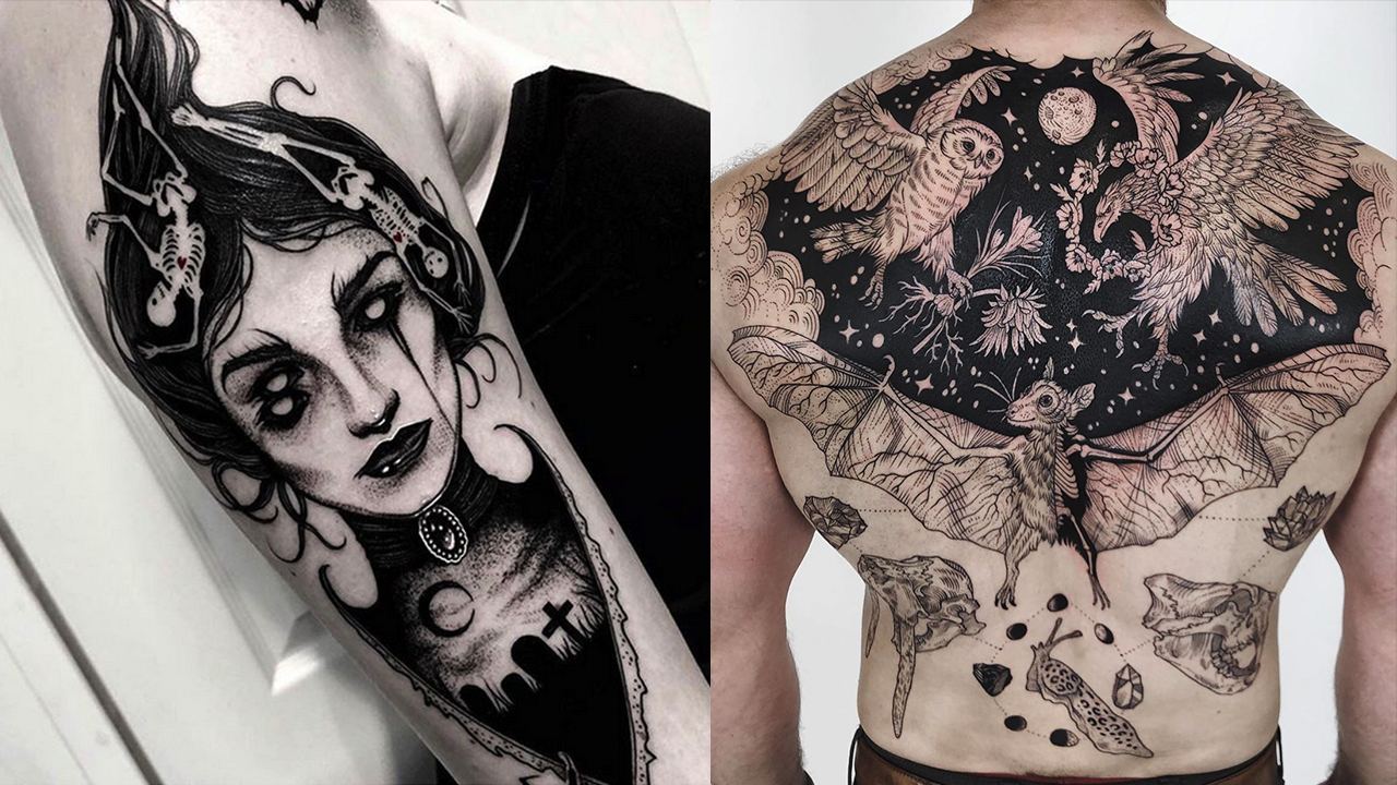 13 Witchy Tattoo Artists We Know You'll Love