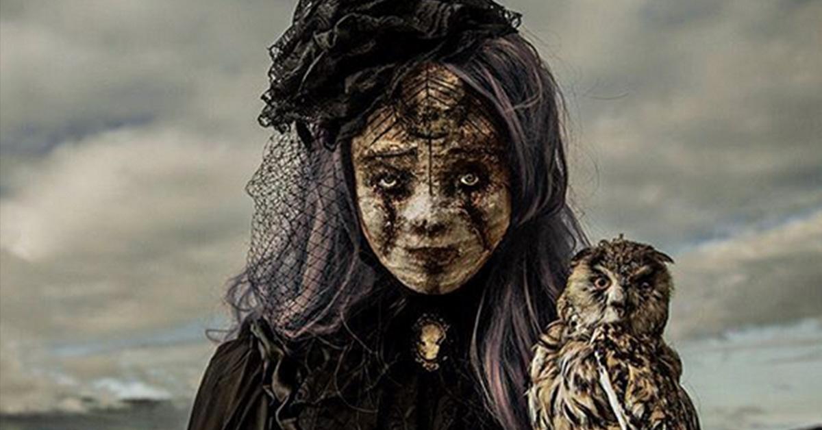 These Photographers Create Post-Mortem Fairytales