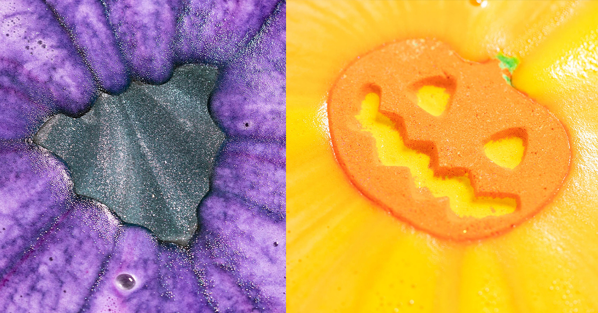 Lush's 2020 Halloween Collection is Here and Ready to Make Your Skin Scary Soft