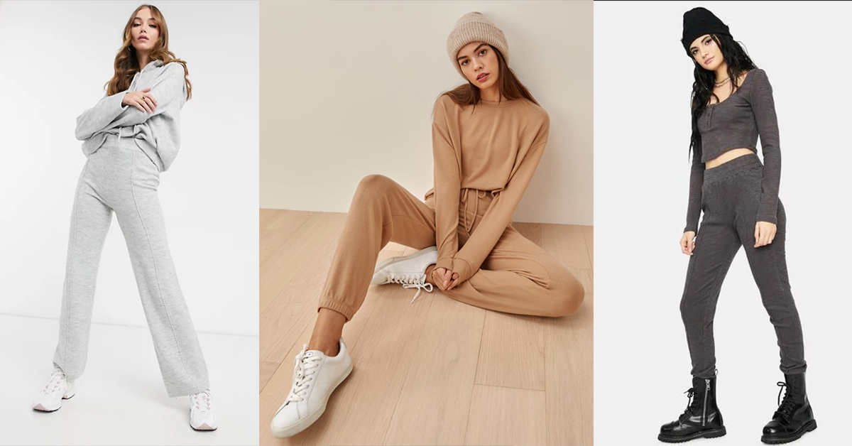 30 Loungewear Sets We're Dying to Work From Home In
