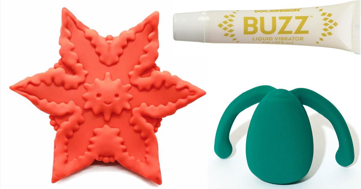 7 Innovative Sex Toys That Make Perfect Stocking Stuffers