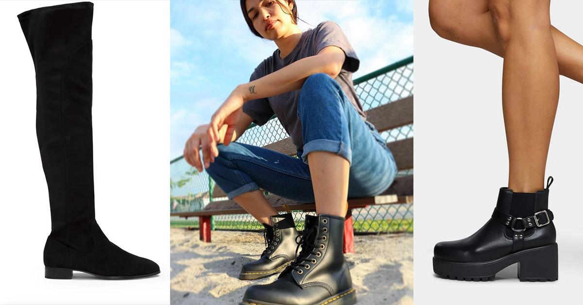 15 Best Vegan Leather Boots
