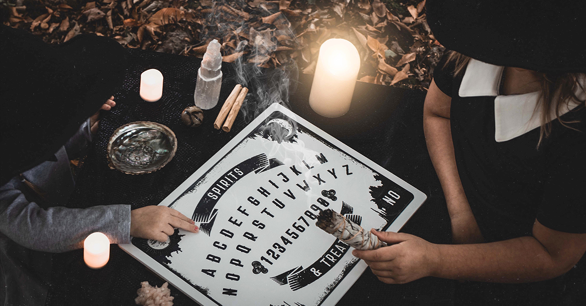 Everything You Need to Know About Ouija