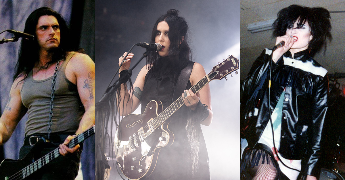 10 Essential Musicians Every Goth Should Know
