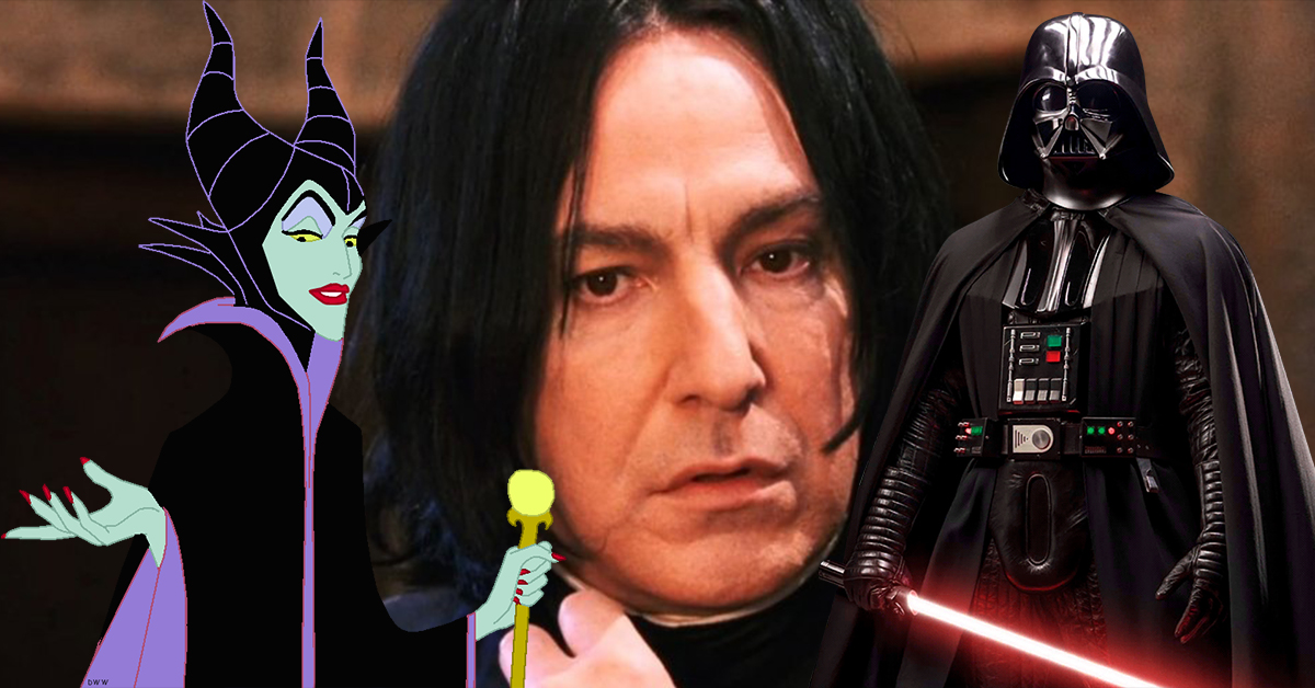 15 Best Goth Villains in Popular Culture