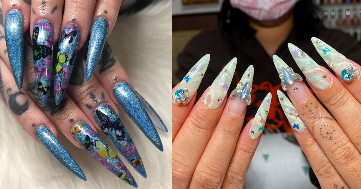 10 Colorful Spring Inspired Manicures