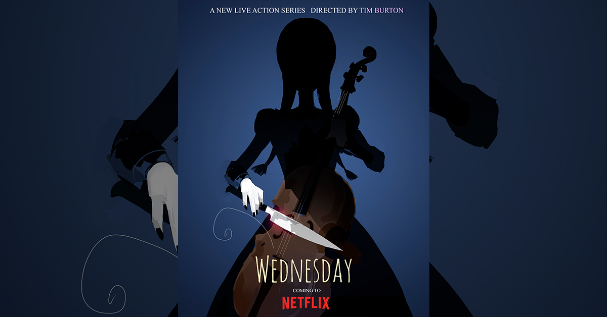 Everything We Know About the Wednesday Addams Series Coming to Netflix