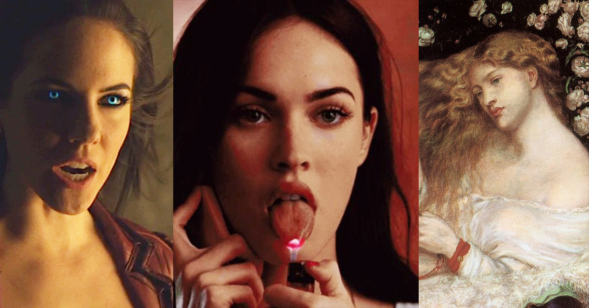From Lilith to 'Jennifer's Body': How the Succubus Has Seduced Popular Culture