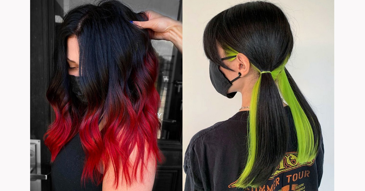 10 Goth Approved Hair Looks That Aren't Plain Black