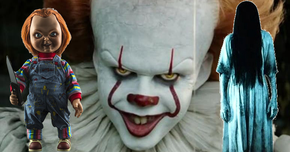 Ranking Horror Villains from Cute to Totally Terrifying