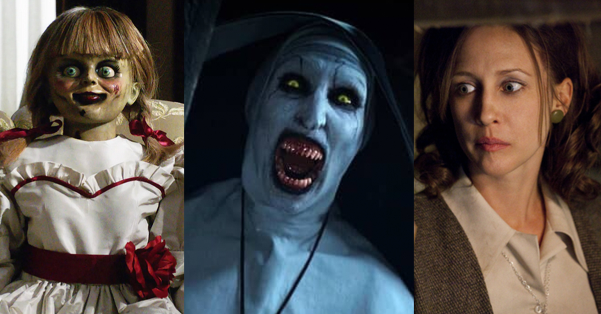 Ranking All 8 Movies in 'The Conjuring' Universe