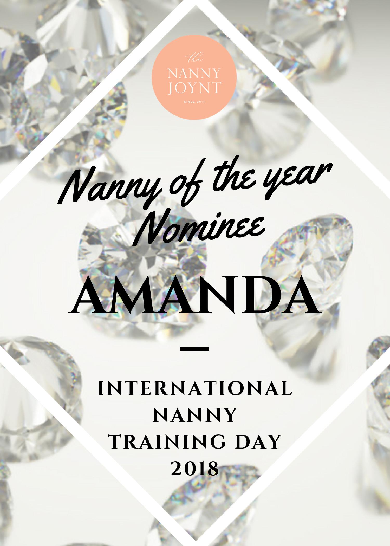 iNNTD Arizona Nanny Of The Year Nominee – Amanda